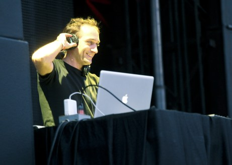 Paul Van Dyk @ North Coast Music Festival 2010