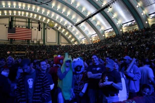 Phish @ Boardwalk Hall, Atlantic City 10/29/10