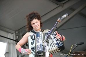 Arcade Fire @ Jazz Fest 2011