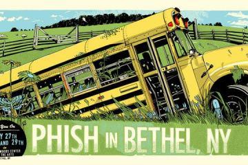phish at bethel 2011