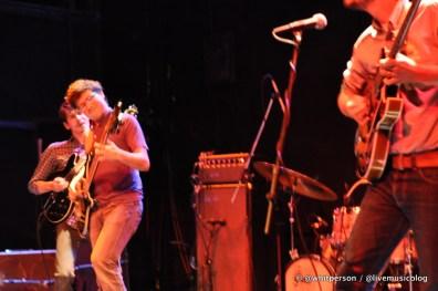 White Denim @ Bowery Ballroo, 6.25.11 2011-06-25 122