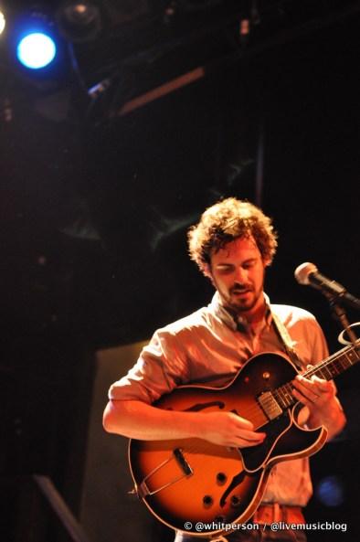 White Denim @ Bowery Ballroo, 6.25.11 2011-06-25 424