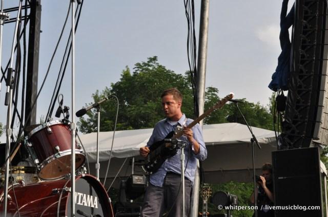 Battles @ Pitchfork Music Festival Chicago 7/15/11