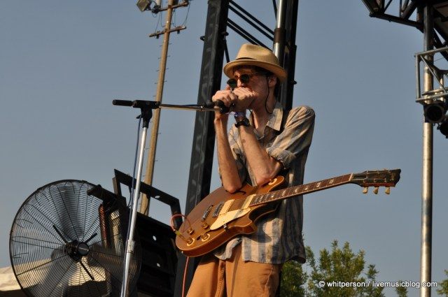 Deerhunter @ Pitchfork Music Festival 2011