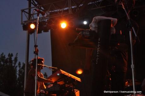 TV on the Radio @ Pitchfork Music Festival 2011