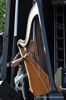Thurston Moore Acoustic set @ Pitchfork Music Festival 2011