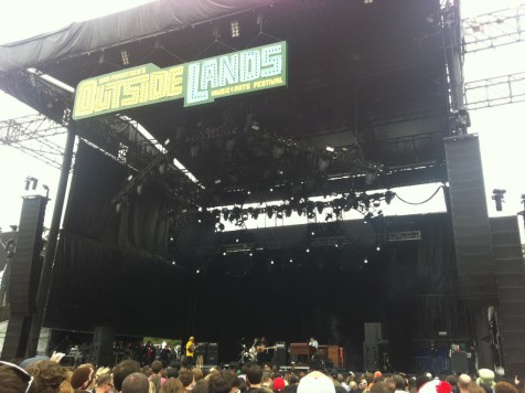 The Meters @ Outside Lands 2011
