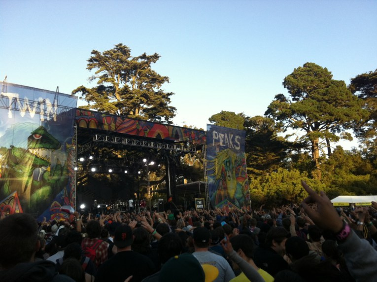The Roots @ Outside Lands 2011