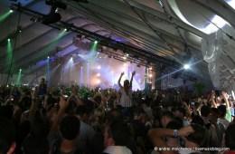 Lollapaloza 2011, Day One