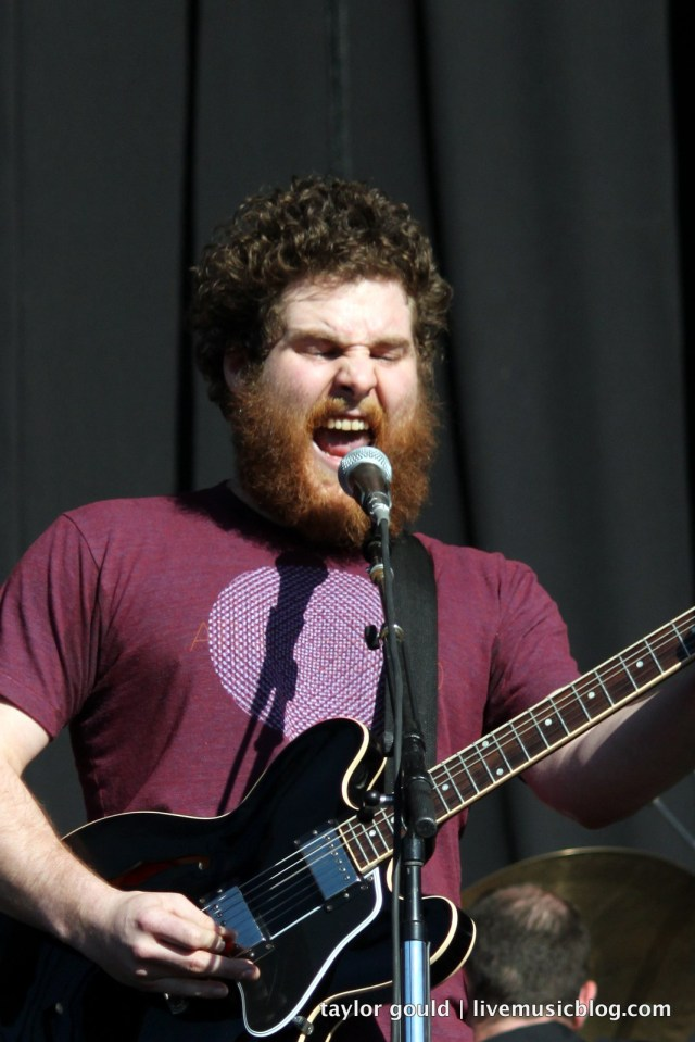 Manchester Orchestra @ Music Midtown, Atlanta 9/24/11
