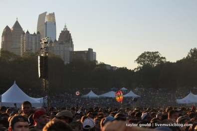 crowd @ Music Midtown, Atlanta 9/24/11