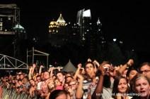 crowd @ Music Midtown, Atlanta 9/24/11