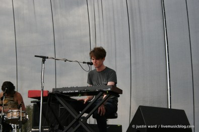 James Blake @ ACL Fest 2011 (friday, 9/16/11)