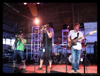 Shwizz @ Catskill Chill 2011