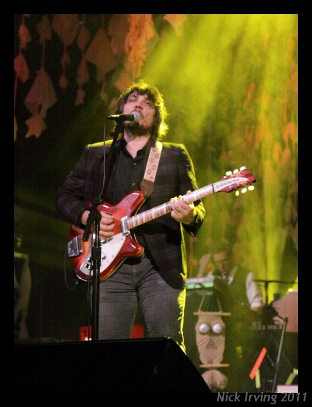 Wilco @ Central Park Summerstage, NYC 9/23/11