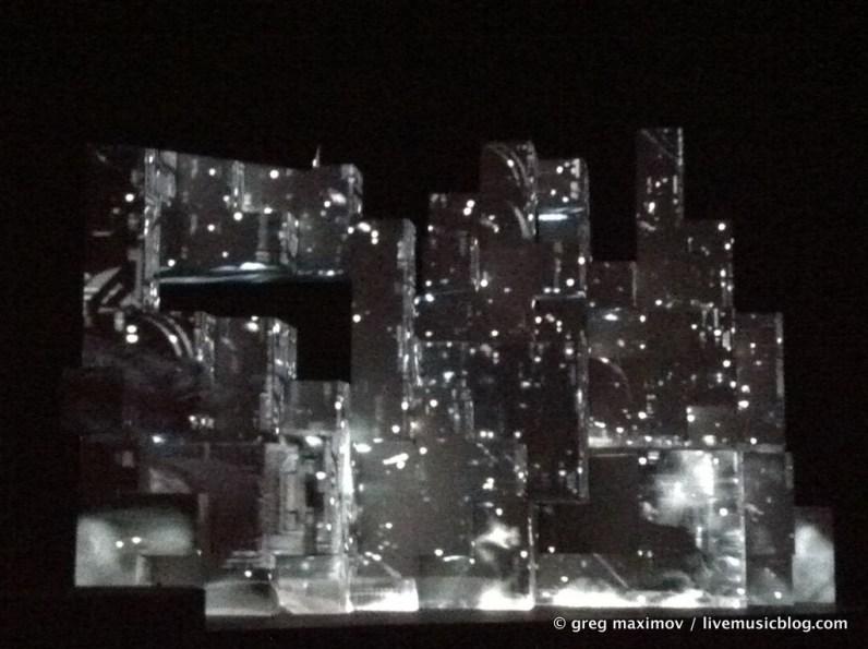 Amon Tobin @ The Warfield, SF 10/2/11