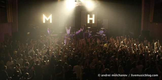 Mayer Hawthorne @ Boulder Theater, CO 10/6/11