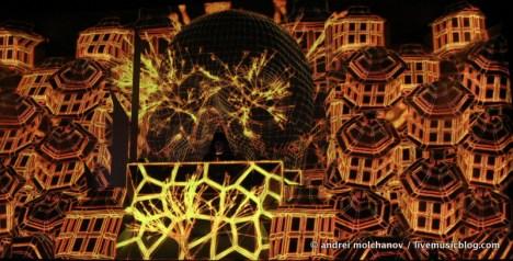 skrillex halloween 2011
