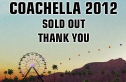 coachella 2012 sold out