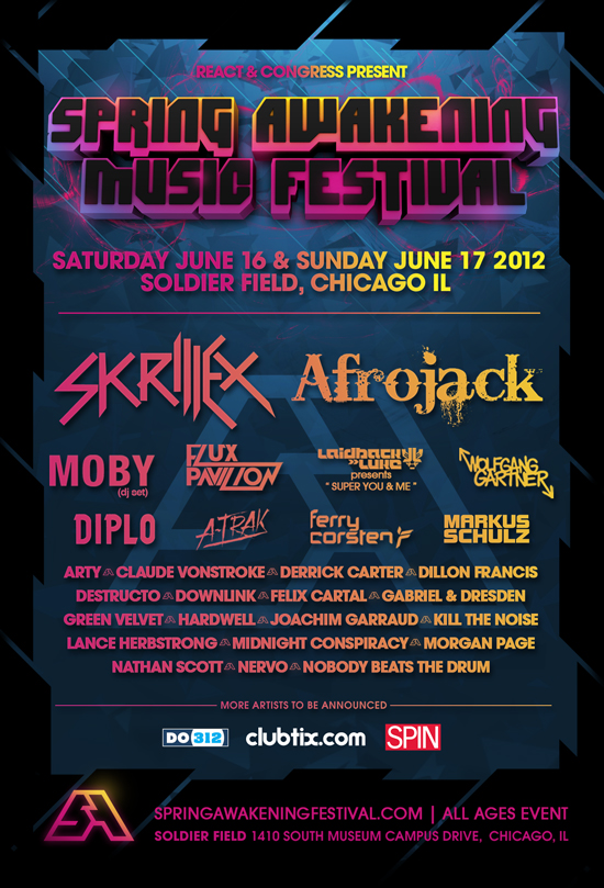 spring awakening music festival