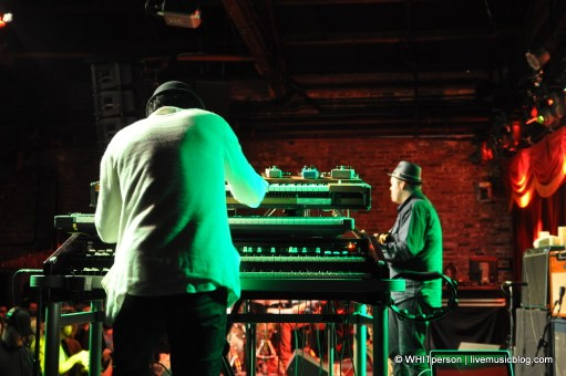 Soulive @ Brooklyn Bowl, 3.1.12 (2)