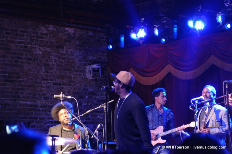 Soulive @ Brooklyn Bowl, 3.1.12 (35)
