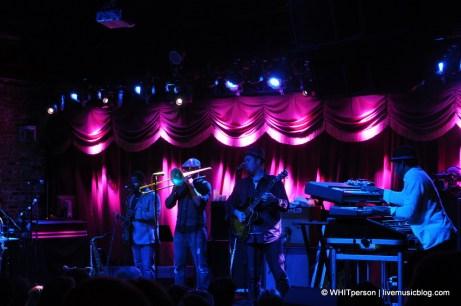 Soulive @ Brooklyn Bowl, 3.1.12 (42)