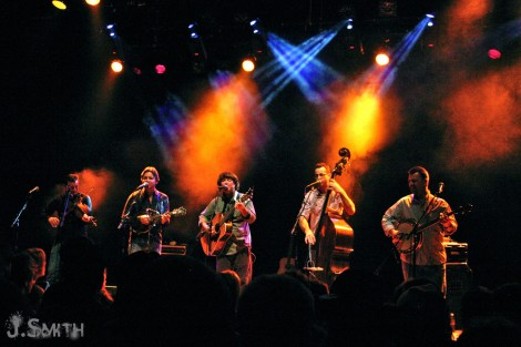 The Travelin' McCoury's (ft. Keller Williams) @ Boulder Theater, CO 4/13/12