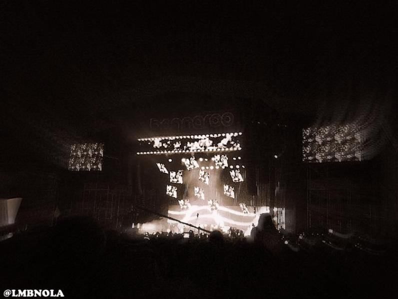 Radiohead @ Bonnaroo 2012 || Photo by Stephen Taylor