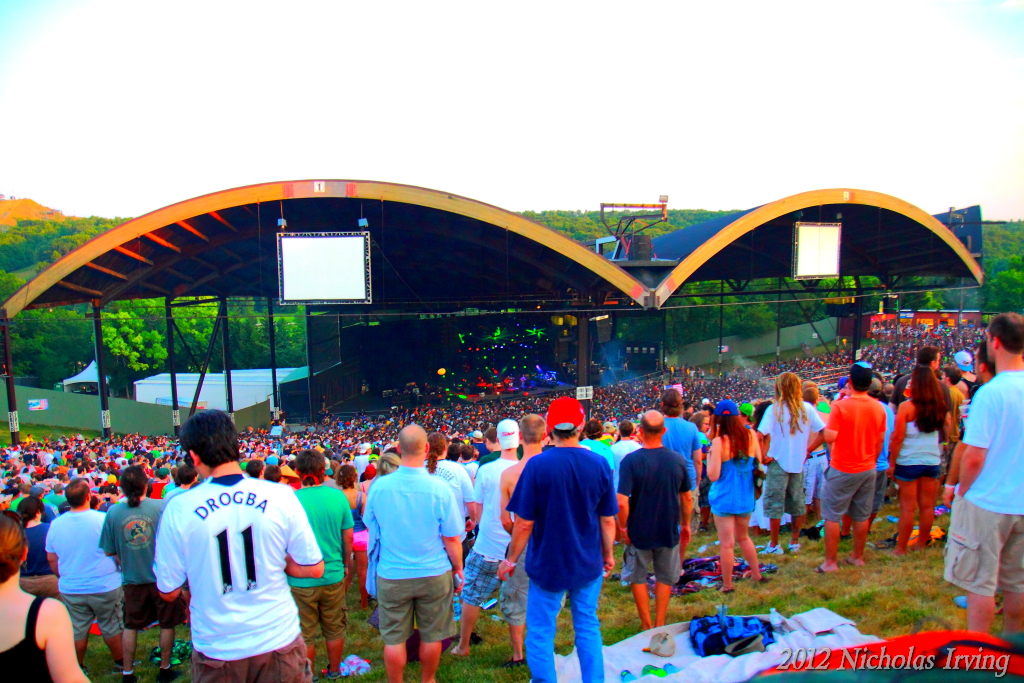 SETLIST VIDEOS Phish Alpine Valley East Troy WI 71