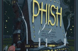 phish bonnaroo 2012 official poster