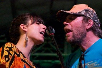 Nicki & Tim Bluhm @ Levon Helm Playshop, HSMF 2012