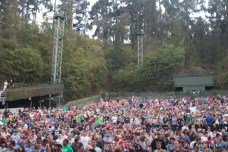 Crowd at String Cheese Incident @ Greek Theatre Los Angeles 7/13/12
