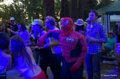 Spiderman likes NVO too