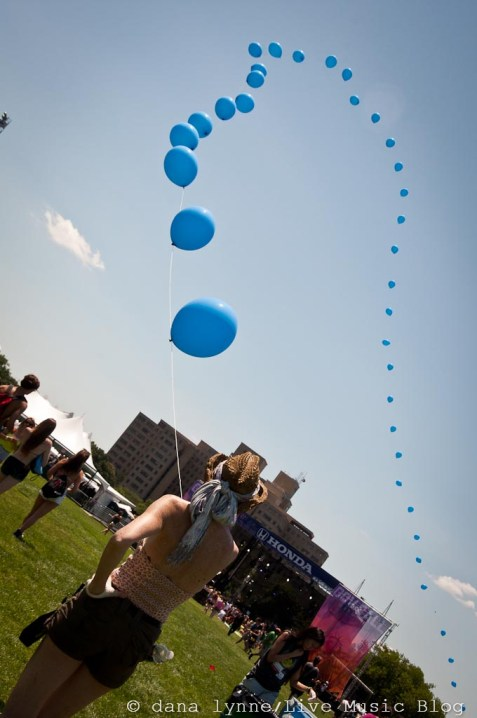 The Balloon Arch