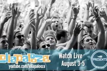 lollapalooza webcast schedule