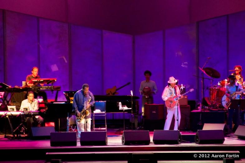 Hollywood Bowl 8/29/12 Celebrating Peace