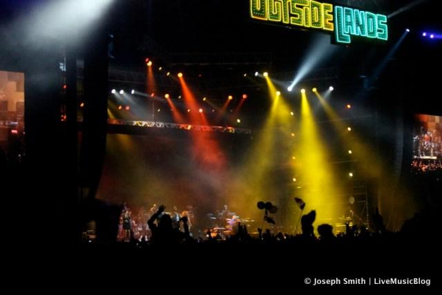 Stevie Wonder @ Outside Lands 2012 || Photo © Joseph Smith