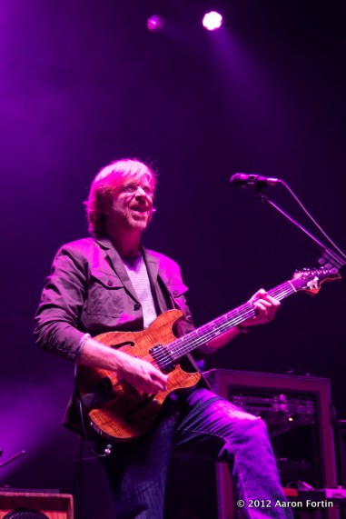 Trey Phish 8/15/12