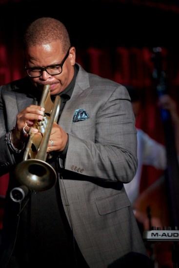 Terence Blanchard Quartet @ Catalina Jazz Club - 8/17/12 || Photo © Jim Brock Photography