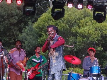 Antibalas @ Outside Lands 2012 || Photo © Wesley Hodges