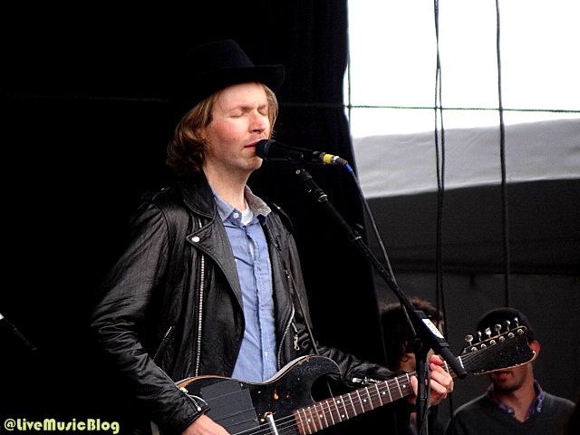 Beck @ Outside Lands 2012    Photo © Wesley Hodges