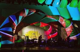 Animal Collective @ Hollywood Bowl - 9/23/12 || Photo © Wesley Hodges