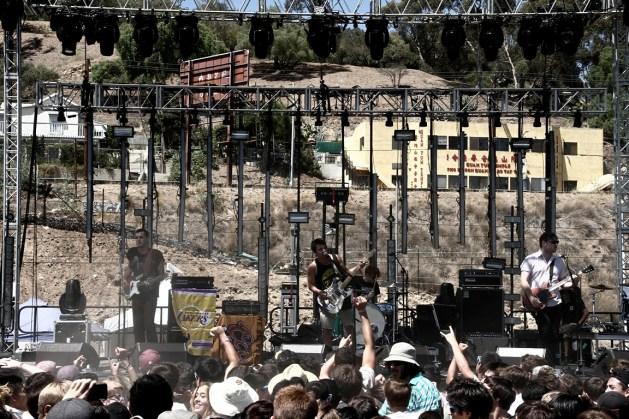 FIDLAR @ FYF Fest 2012 - 9/1/12 || Photo by Joey Serxner