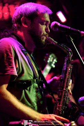 The Revivalists @ The Mint - 9/11/12    Photo © Jim Brock Photography