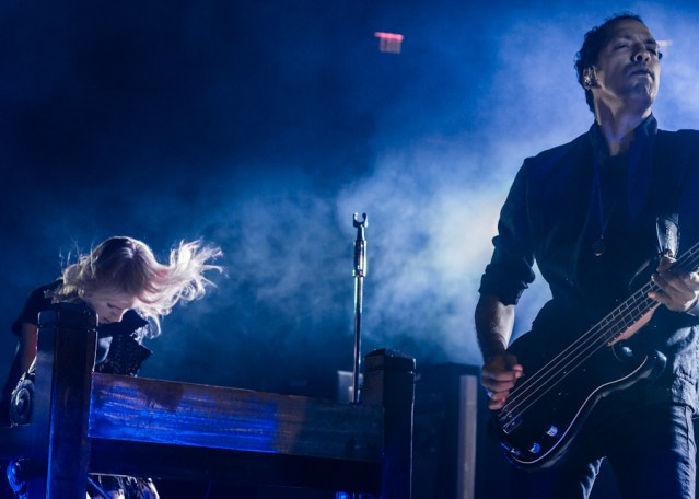 Metric @ The Strathmore, North Bethesda, MD - 9/21/12    Photo © Kevin Hill