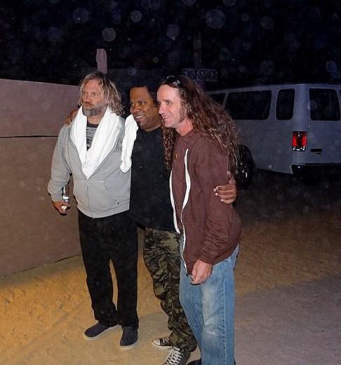 Anders Osborne, Carl Dufrene & Eric Bolivar