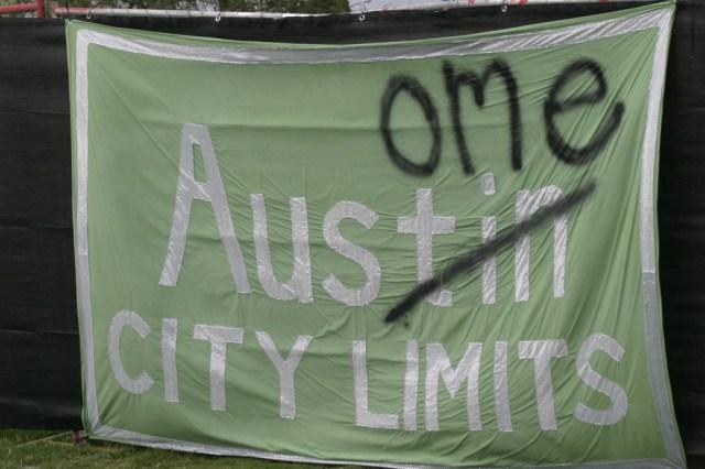 Ausome City Limits 2012    Photo by Michael Wren