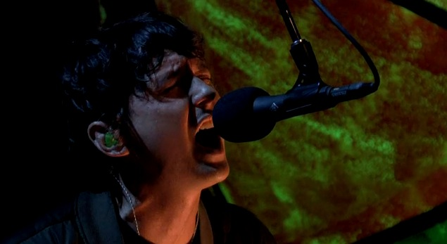 animal collective on late night with jimmy fallon