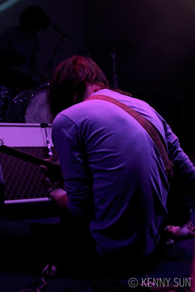 Tame Impala @ Music Hall of Williamsburg - 11/7/12    Photo © Kenny Sun